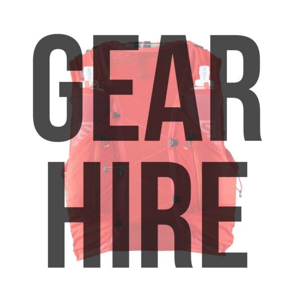 Gear hire